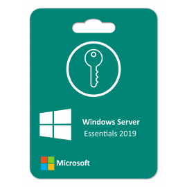 Windows Server 2019 Essentials: Product Key For 1 Pc, Life Time License, Digitally Delivery Via Email